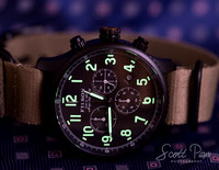 Filson Mackinaw Field Chrono - Lume